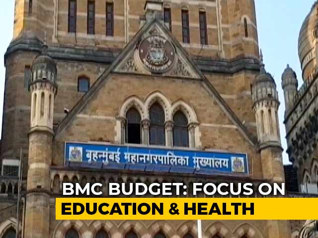Video : India's Richest Civic Body Earned Less, But Budget Up By 2,700 Crores
