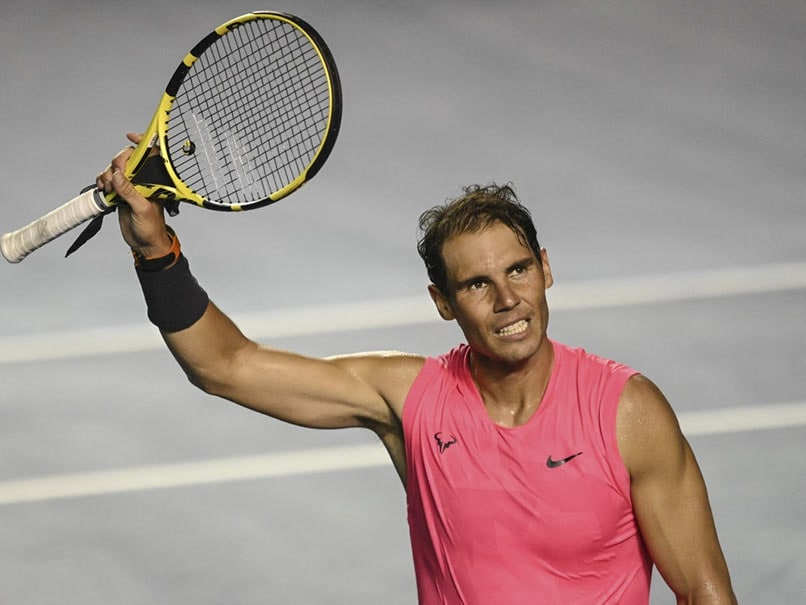 Rafael Nadal Begins Mexico Open With Straight-Sets Win Over Pablo Andujar