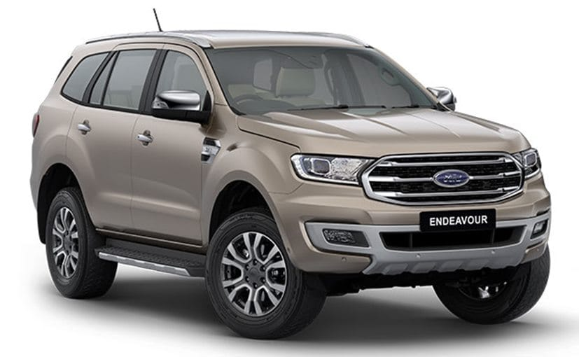 The 2020 Ford Endeavour has been launched at an introductory prices that is valid until April 30