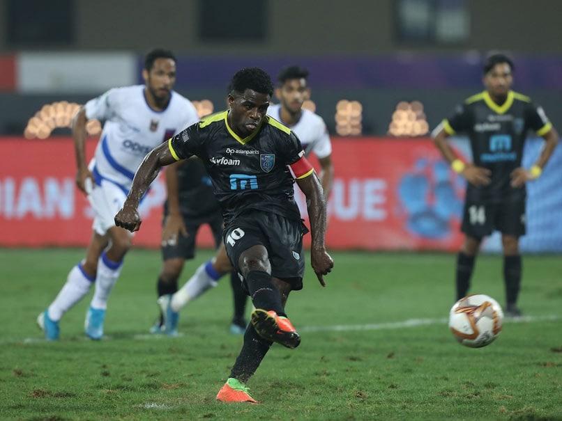 ISL: Odisha FC, Kerala Blasters Share Points And 8 Goals