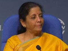 Nirmala Sitharaman Sees 4.7% GDP Growth As 'Steadiness' In Economy