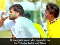 Bhojpuri Songs Video: खेसारी लाल यादव का होली सॉन्ग हुआ सुपरहिट, यूट्यूब पर गाने की धूम