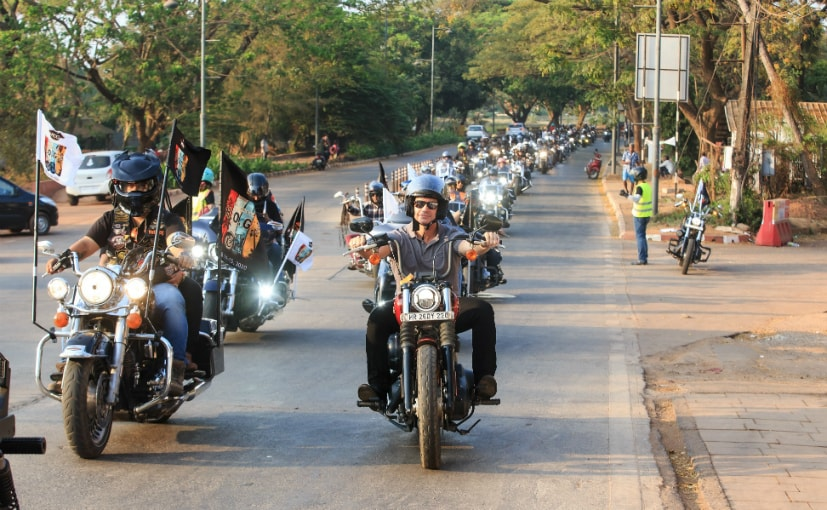 Harley-Davidson began its India operations 10 years ago