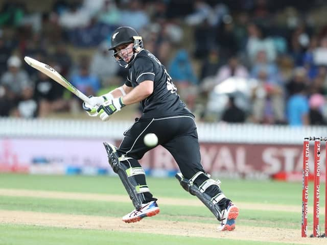 Tom Latham Credits Partnerships After Beating India In 1st ODI