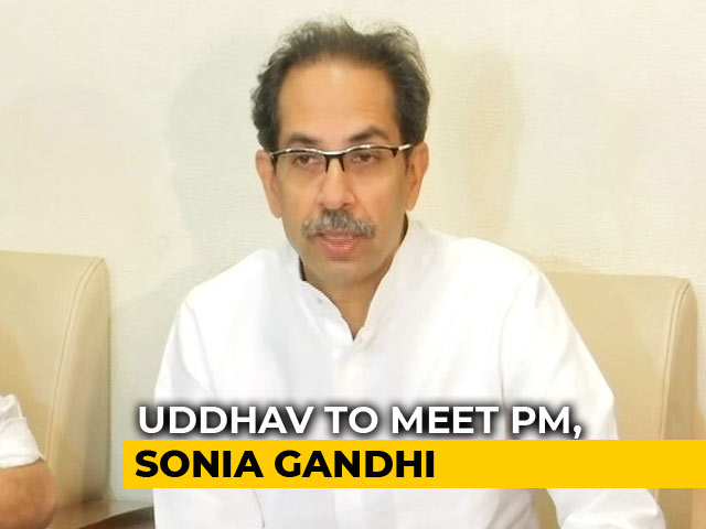 Video : Amid Alliance Strain, Uddhav Thackeray To Meet PM, Sonia Gandhi Today