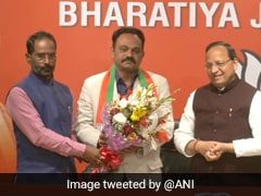 Congress Leader Janardan Dwivedi's Son Samir Dwivedi Joins BJP