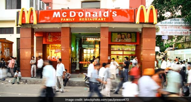UK Man Fined 2,000 Euros While Getting McDonald's Meal For Grandson