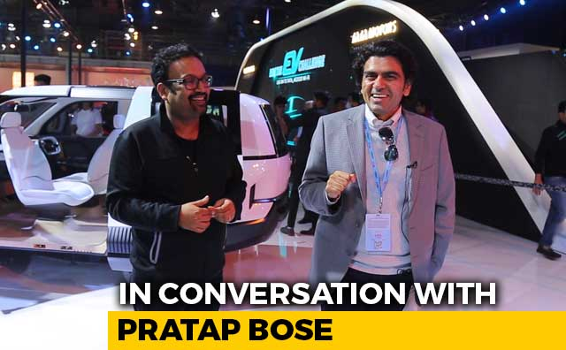 Video : In Conversation With Pratap Bose, Design Head- Tata Motors