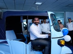 Piaggio Launches Ape E-City In Vijayawada; Opens Its first Ape Electric Experience Centre