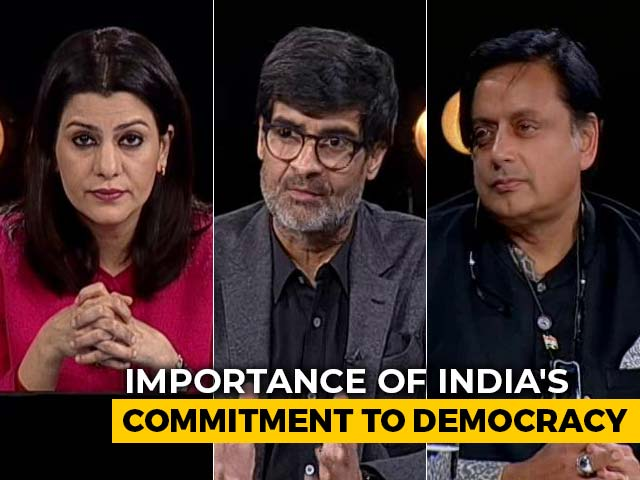 Video : India's Major Role In New World Order