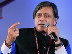"""One More Thing PM Didn't Think About,"" Shashi Tharoor Hits Out"
