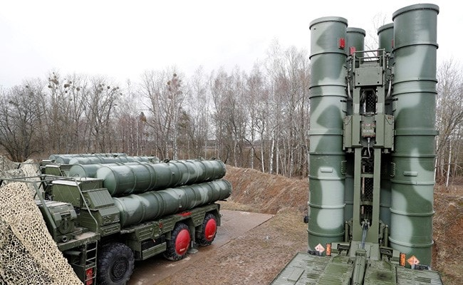 Working Hard To Ensure Early Supply Of S-400 Missile Systems To India: Russia