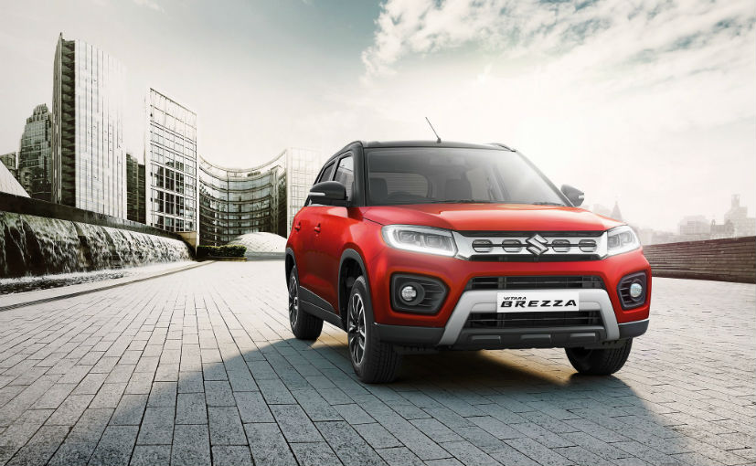 Maruti Suzuki Vitara Brezza Facelift: All You Need To Know