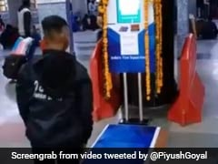 Why You Might See People Exercising At This Delhi Train Station