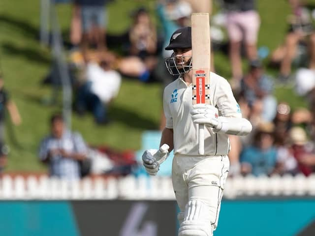 New Zealand vs India 1st Test Day 2 Highlights: Kane Williamson Half-Century Puts New Zealand On Top vs India