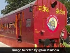 Indian Railways Converts Old Railway Coach Into Staff Canteen In Patna
