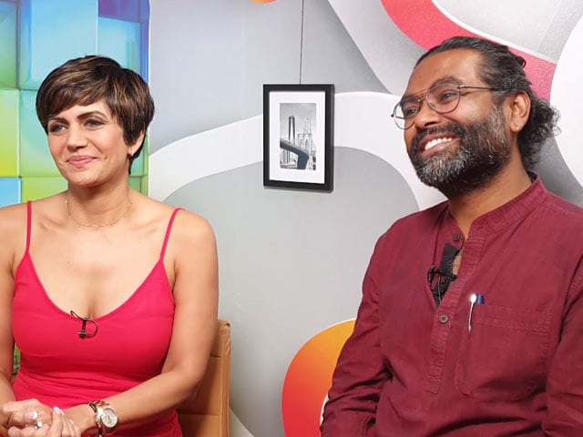 Video : Mandira Bedi On What Inspired Her Book 'Happy For No Reason', Fitness And More