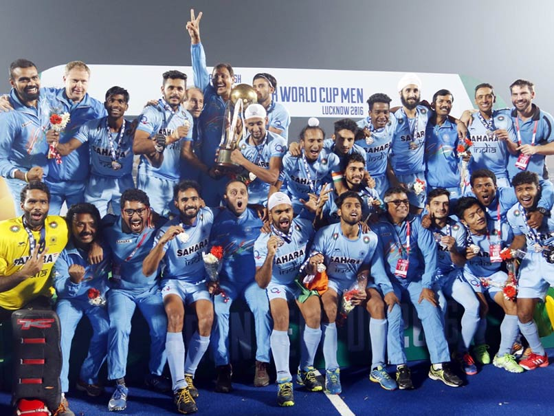 India Named Hosts For FIH Junior Mens World Cup 2021