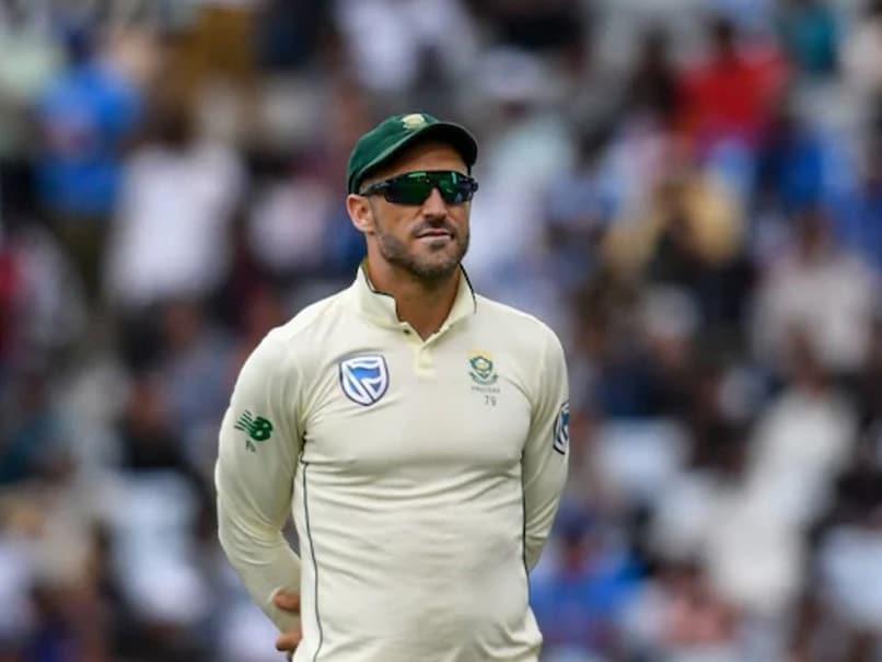 Faf du Plessis Steps Down As South Africa Captain Across All Formats