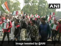 Hundreds March Towards Delhi's Jantar Mantar To Protest CAA, Citizen's List