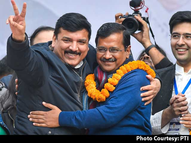 Arvind Kejriwal To Take Oath On Monday And Other Big Stories
