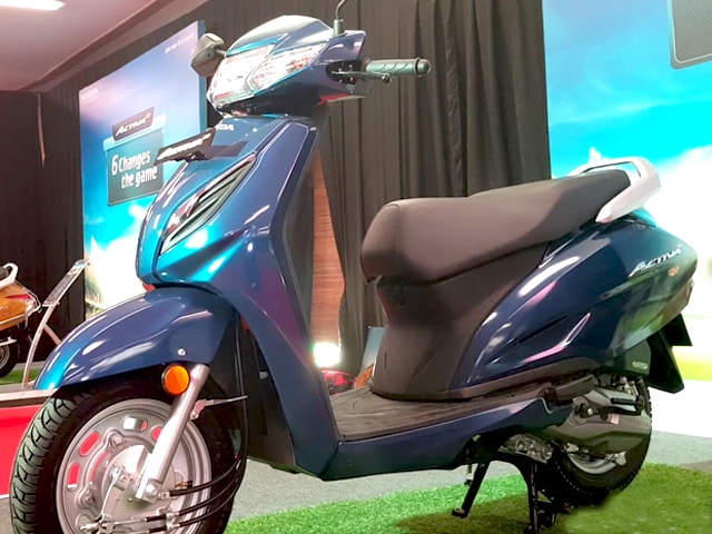 Honda Activa 6G First Look, Specifications & Prices