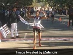 Bhawana Jat Shatters 20Km Race Walk National Record To Secure Tokyo Olympics Spot