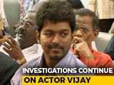 Video : 65 Crores Reportedly Found From Film Financier As Actor Vijay Questioned