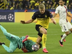 Champions League: Erling Haaland Shines As Borussia Dortmund Beat Paris Saint-Germain In First Leg