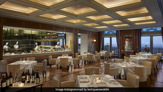 The New Menu Of Le Cirque, Leela Palace Chanakyapuri Is A Soulful Fare You Cannot Miss