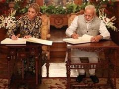 भारत आने को उत्सुक हैं इवांका ट्रंप, शेयर कीं दो साल पुरानी पीएम मोदी संग तस्वीरें