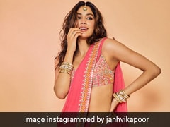 Janhvi Kapoor Swears By This Ritual For Waking Up Every Morning