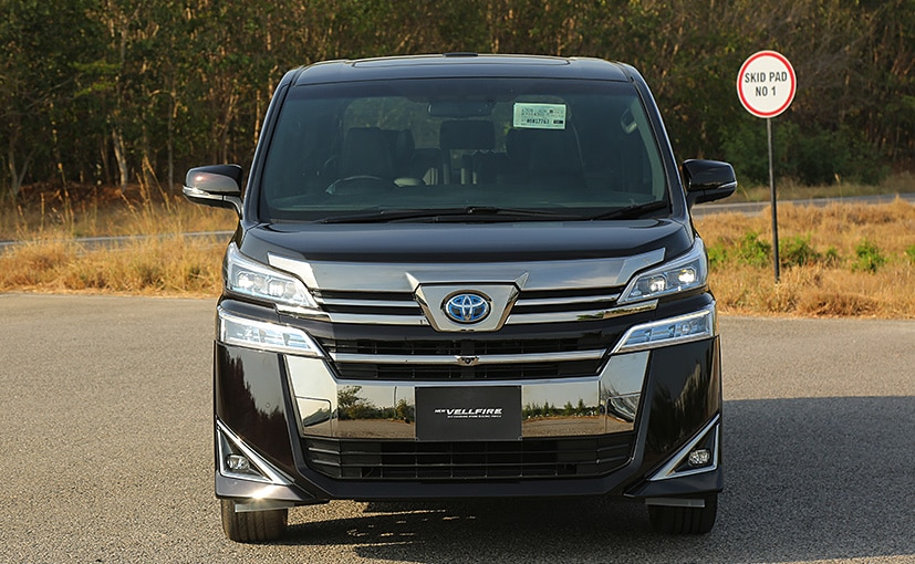The Toyota Vellfire is offered in the single - Executive Lounge variant with all the bells and whistles