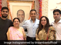 To Kokilaben Ambani On Her Birthday, From Daughter-In-Law Tina. See Post