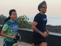Milind Soman And Ankita Konwar Celebrate The Day They Met 6 Years Ago Like This