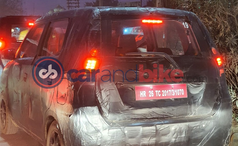 Maruti Suzuki XL5 Hatchback Spotted Testing Ahead Of Auto Expo Unveil - Car and Bike thumbnail
