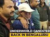 Video : Underworld Gangster Ravi Pujari Back In Bengaluru, Sent To Police Custody