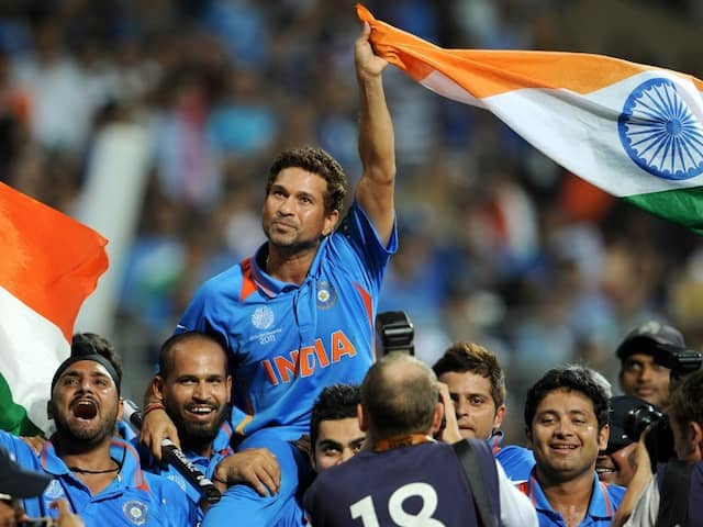 Virat Kohli Reveals Secret Behind Sachin Tendulkar Victory Lap After 2011 World Cup