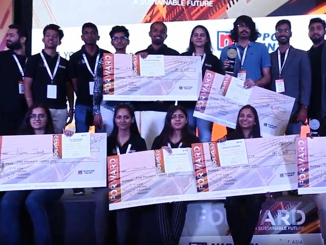 Video : இளம் வடிவமைப்பாளர்களை விருது வழங்கி ஊக்குவிக்கும் நிப்பான் பெயிண்ட் | AYDA 2019