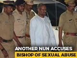 "Video : ""Made Sexual Remarks, Kissed Me"": Another Nun Accuses Kerala Bishop"