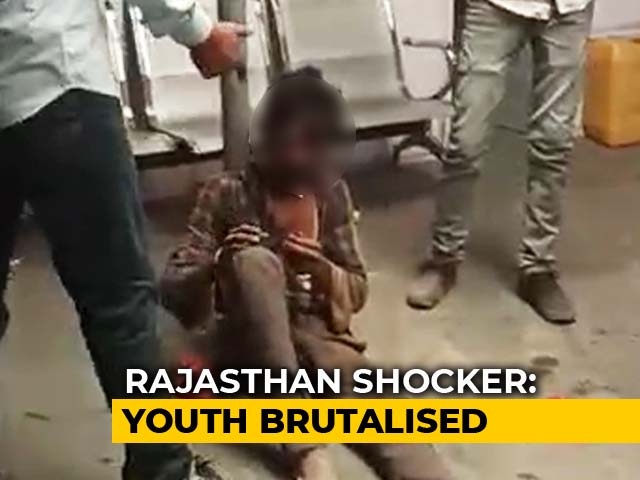 Video : 2 Dalit Brothers, Accused Of Theft, Stripped And Tortured In Rajasthan