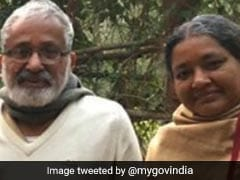 Padma Shri For Father-Daughter Who Transformed Wasteland Into A Forest
