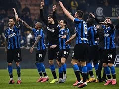 Inter Milan Storm Back From 2 Goals Down To Win Milan Derby, Move Top Of Serie A