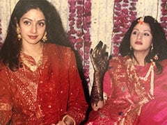 Sridevi Forever: 2 Years After She Died, The Kapoors Share Memories And Pics