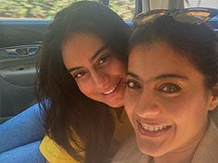 Seen This Adorable Pic Of Kajol And Her Daughter Nysa Yet?