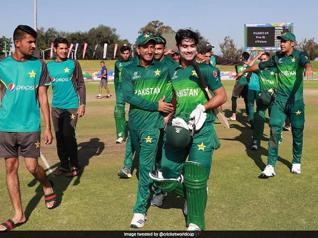 "U-19 World Cup: Pakistan To Treat India Semi-Final As ""Normal Game"""