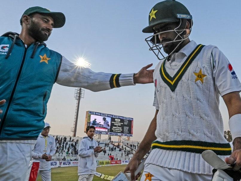 1st Test: Sublime Babar Azam, Shan Masood Help Pakistan Dominate Bangladesh On Day 2