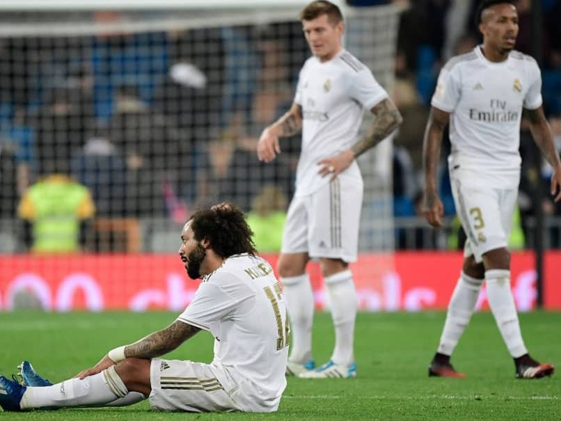 Real Madrid And Barcelona Dumped Out Of Copa del Rey