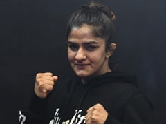 From Wrestling Royalty To MMA, Ritu Phogat Eyes History