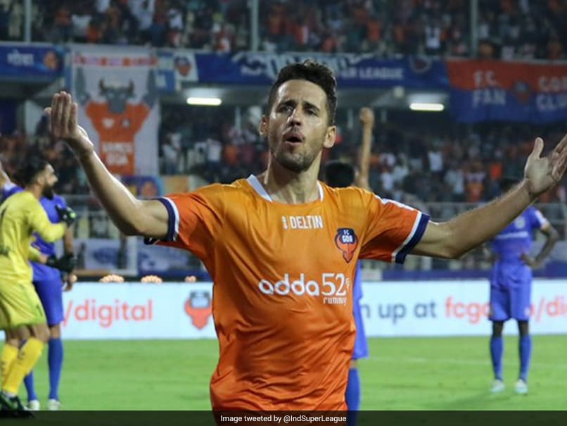 FC Goa Rout Mumbai City 5-2 To Go 3 Points Clear On Top Of The Table